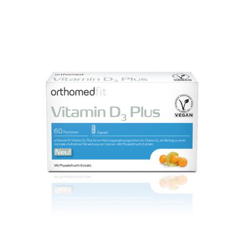 orthomed fit vitamin d3 plus