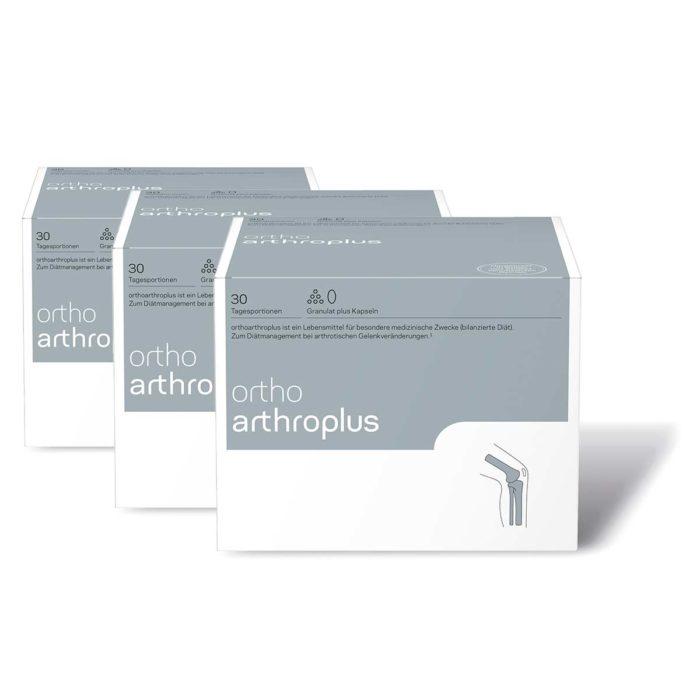 orthomol orthoarthro plus 3x 30er Granulat